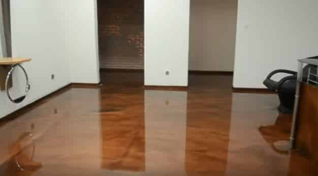 Concrete Services - Epoxy Flooring Moselle